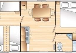 Mobil-Home Domino