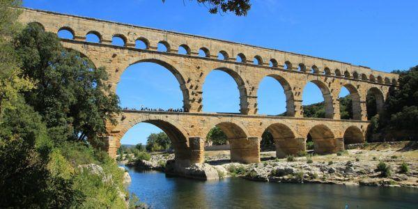 Der Pont du Gard